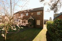semi detached house in Spring Bank Wood, Wynyard