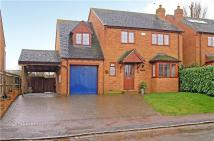 4 bedroom Detached property in Robins Close...