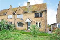2 bedroom semi detached home for sale in Hempton Road, Deddington...
