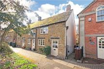 Terraced home for sale in New Street, Deddington...