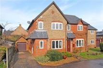 semi detached house for sale in Crosslands, Fringford...