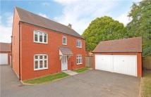 4 bed Detached house for sale in Collins Drive, Bloxham...