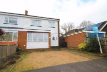 3 bed End of Terrace house in Lancaster Close...