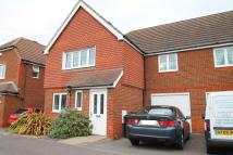 3 bedroom semi detached home in David Newberry Drive...