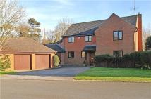 Detached home in Painters Close, Bloxham...
