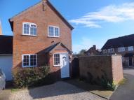 Link Detached House to rent in Swallowfields, Andover...