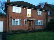 4 bed Detached home to rent in Moorcroft Road, Moseley...