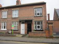 Terraced house in Latimer Street, Anstey...