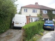 semi detached house in Astill Drive, Leicester...