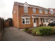3 bed semi detached property to rent in Galahad Close...
