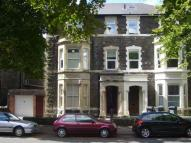1 bed Flat to rent in Richmond Road, Roath...