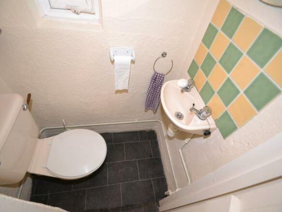 Ground Floor Toilet