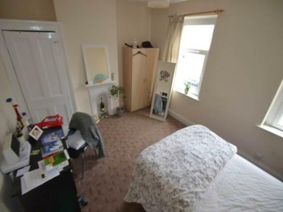 1st floor front bedr