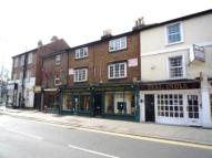 1 bed Studio flat to rent in Church Street, Esher