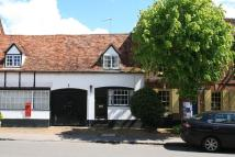 2 bedroom Terraced house in Dorchester-On-Thames...