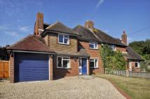 semi detached property in Denton Lane, Garsington