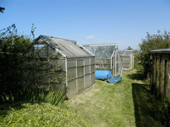 3 Greenhouses