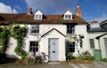 Terraced house in WATLINGTON, Oxfordshire