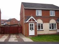 semi detached house for sale in Cestria Way, Woodham Lea...