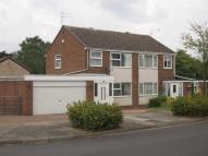 semi detached property for sale in Russell Court...