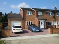 4 bed semi detached property in Westmorland Way...