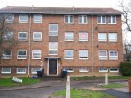Flat in Bede Crescent...