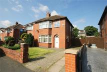 3 bed semi detached home to rent in Roscoe Avenue, Warrington