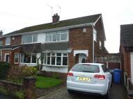 Devonshire Road semi detached house to rent