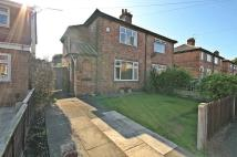 2 bed semi detached house to rent in Pendlebury Street...
