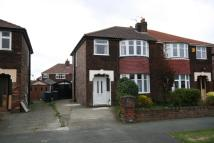 semi detached home to rent in Derwent Road, WARRINGTON
