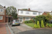 3 bed semi detached property in Parkland Close...