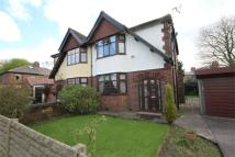3 bed semi detached home in East Avenue, Great Sankey