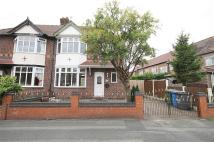 3 bedroom semi detached home in Glebe Avenue, Grappenhall