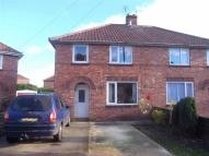 3 bedroom semi detached property in Constantine Grove...