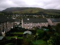 Terraced property in Milndavie Crescent...