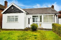 Detached Bungalow in Radford Street, Salford...