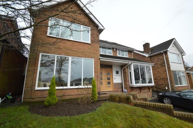 4 Bedroom Detached House For Sale In Park Lane Whitefield Manchester M45 M45