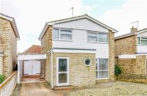Detached property in Blenheim Close, Cambridge