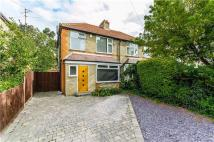 Green End Road semi detached house for sale