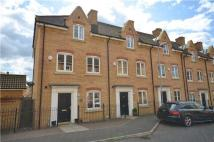 3 bedroom Town House for sale in Welland Place, Ely, Cambs