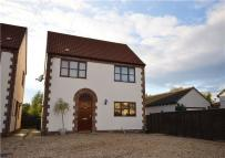 4 bed Detached house for sale in 55A Mereside, Soham, Ely...