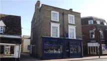 1 bed Flat in Market Street, ELY