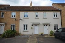 Terraced home for sale in Stour Green, Ely, Cambs