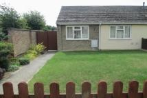 2 bed Semi-Detached Bungalow for sale in Girton Close, Mildenhall...