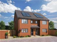 3 bedroom new property in Plot 20 Barnwell Place...