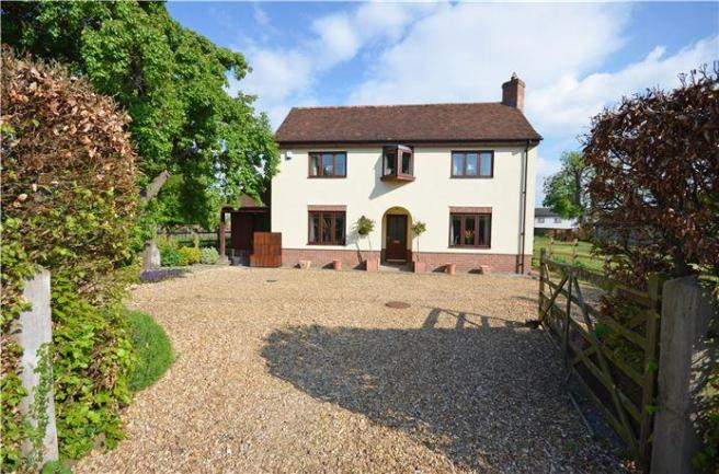 4 Bedroom Detached House For Sale In High Street Foxton