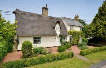 Detached property for sale in High Street, Orwell...
