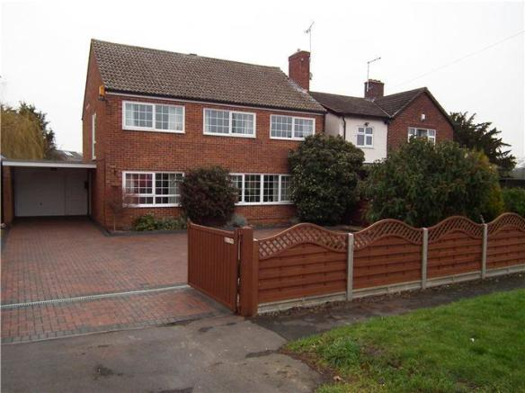 5 Bedroom Detached House For Sale In London Road