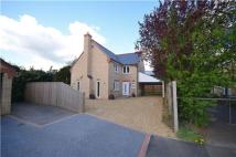 new property for sale in Leopold Walk, Cottenham...