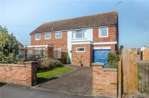 4 bedroom semi detached house for sale in Orchard Road, Melbourn...